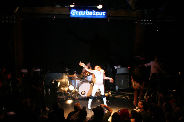 juliette lewis and the licks at the troubadour