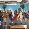 Internet Notoriety Strikes Venice Boutique's Mural of Top Women Democrats