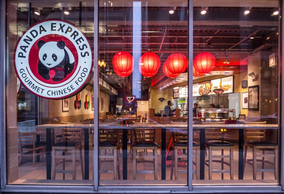 The Panda Express In Rosemead Has Secret Chef Driven Menu