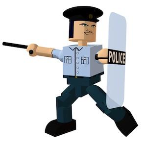 LAPD on Swatting Pranks -- Someones Gonna Die