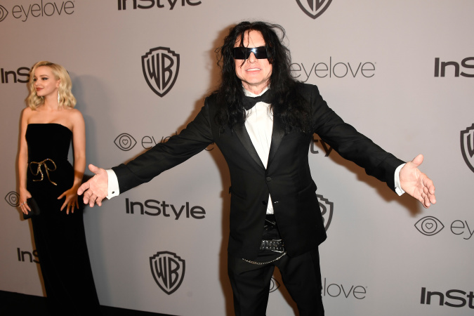 Tommy Wiseau Is Back In A New Movie -- And So Is This Interview He Did With LAist In 2007