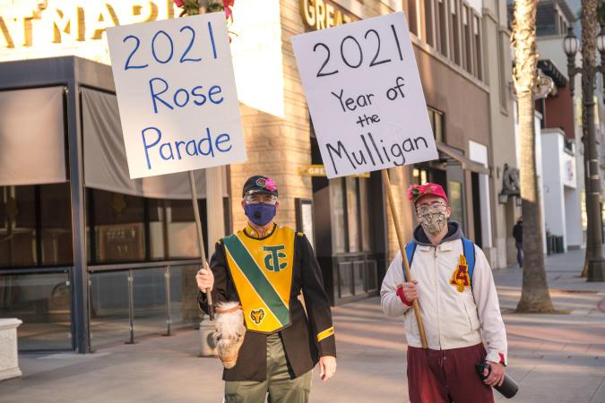 No Parade. No Rose Bowl. The Pandemic Takes A Bite Out Of Pasadena Business