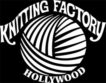 knitting factory logo