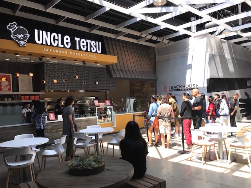 Asian Street Fare Comes To A Mall Food Court In The San