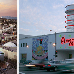 Here Are The Details On That Proposed 28-Story Tower That Would Replace Amoeba In Hollywood