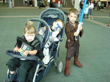 Jedi babies