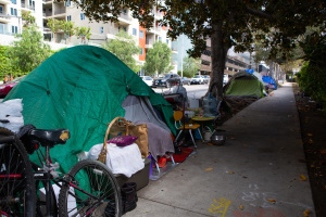 LA Politicians Are Working With Trump On Homelessness