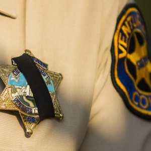 Ventura County Sheriff's Sergeant Who Died In Borderline Shooting Was Killed By Friendly Fire