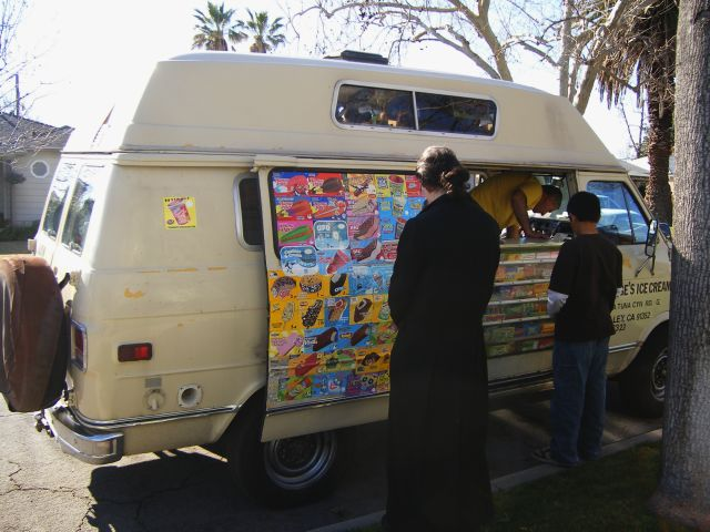 satans ice cream truck