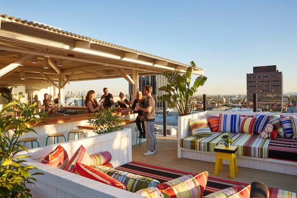 The Best Rooftop Bars In Los Angeles: LAist