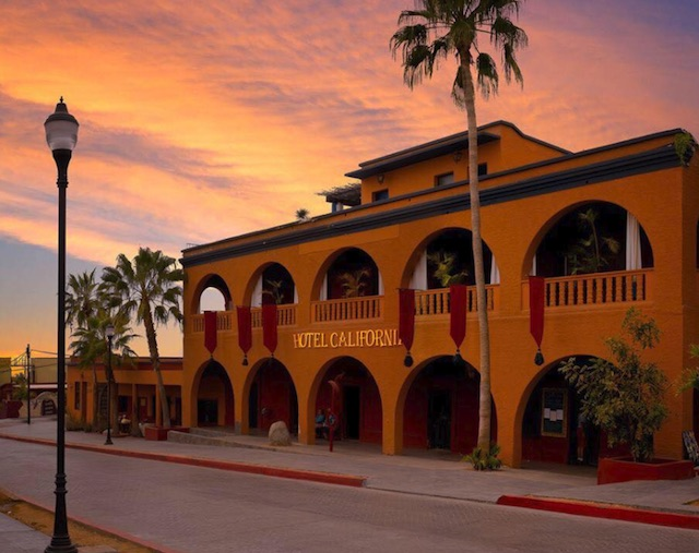 The Eagles Are Suing An Actual Hotel California In Mexico Laist