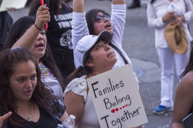 Separated Families In Southern California: What's Happened, And What Comes Next