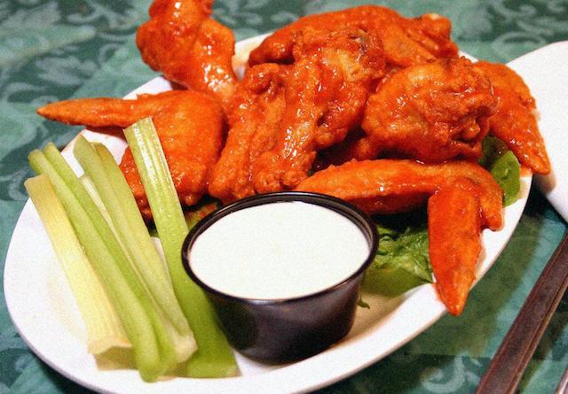 The Best Chicken Wings In Los Angeles