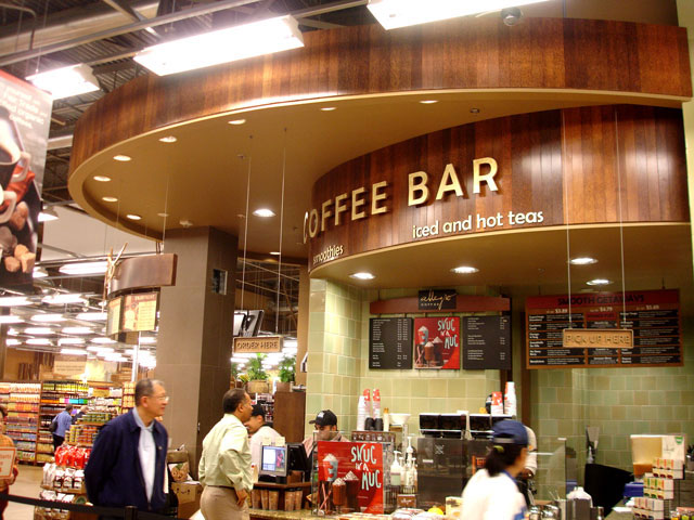 Whole Foods Coffee Bar