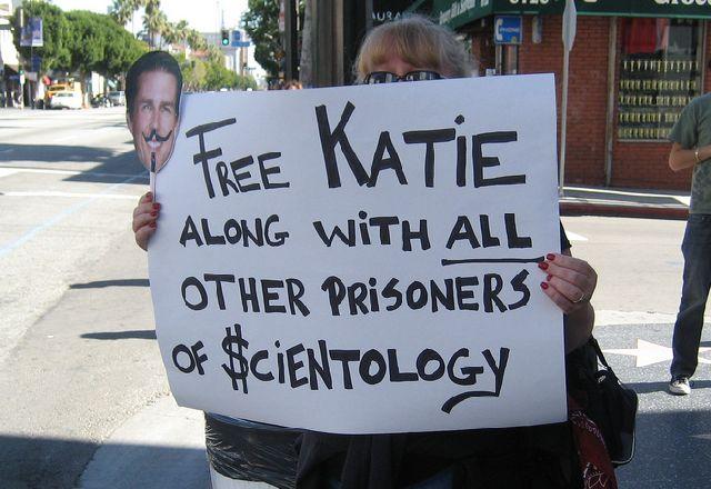 scientology free katie
