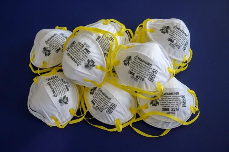 n95 mask for coronavirus