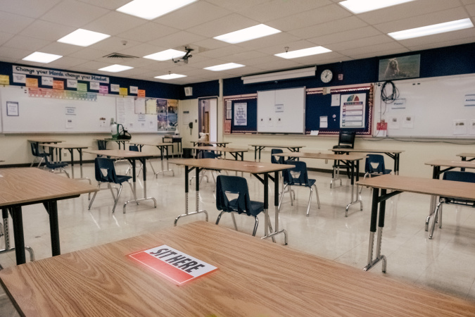 Here's How LA County Schools Can Be Considered For A Coveted Reopening Waiver