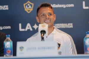 Why Chicharito's Home Debut Has LA Galaxy Fans Stoked