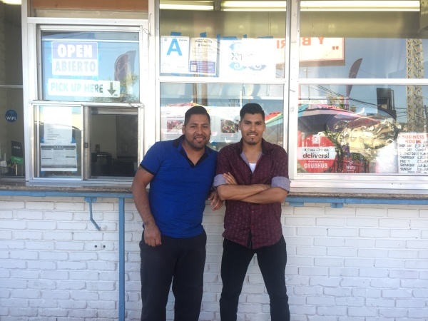 Oaxacan Tacos With A Middle Eastern Tinge? Meet The Brothers Making Them