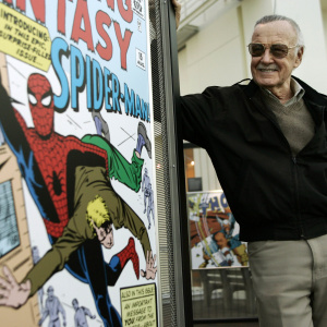 Marvel's Stan Lee, Master Of Comic Book Hype, Dies At 95