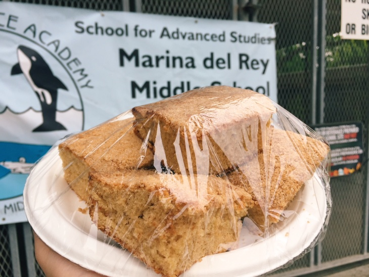 Why Are People So Obsessed With LAUSD's Coffee Cake?: LAist