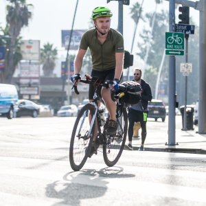 In America's 'Worst Bike City,' Laws To Protect Cyclists Are Rarely Enforced