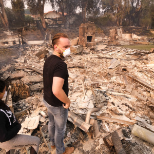 Malibu Fire Victims Share Their Stories