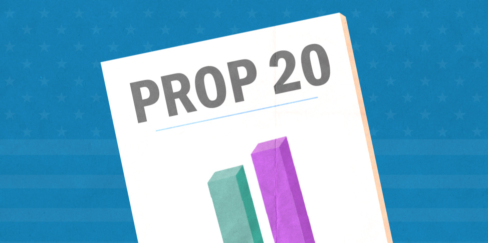 Prop 20 Fails: Voters Reject Effort To Roll Back Criminal Justice Reforms