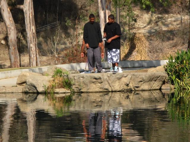 teen anglers