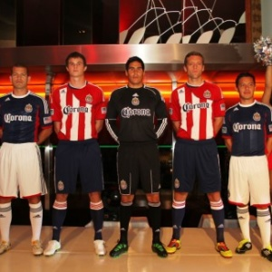 Chivas USA and Corona Sitting in a Tree