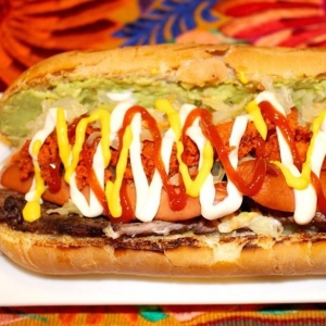 Get An Early Taste Of The U.S.'s Only Guatemalan Hot Dog Truck This Weekend