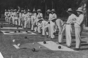 Highland Park's Secret History As A Lawn Bowling Hotspot