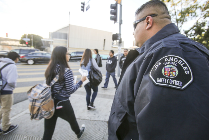 Activists Fighting LAUSD's Random Search Policy Gain An Ally: L.A.'s Top Lawyer