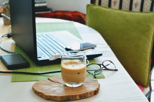 Your Guide To Working From Home (...Or The Library, Or A Coffee Shop)