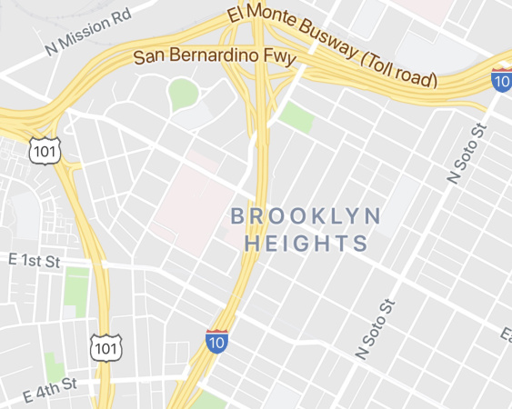 Google Maps' Phantom Neighborhoods Are Confusing Southern Californians. Help Us Keep Track Of Them