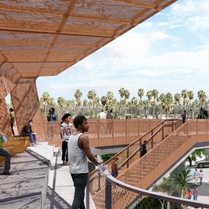 Crenshaw Boulevard Is Getting A 1.3-Mile Artistic Tribute To Black LA
