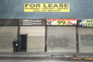 Rent Is Due. And Lots Of Small Businesses In Southern California Can't Pay It