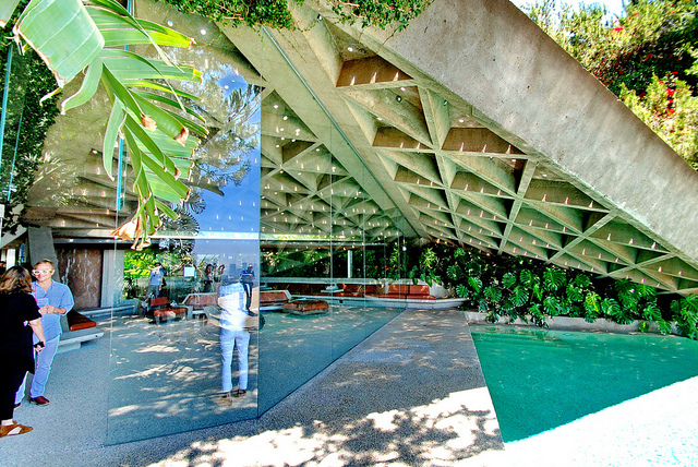 Lautner Designed House From The Big Lebowski Donated To Lacma Laist