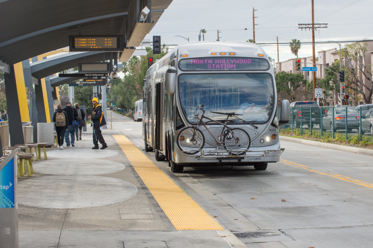 Metro S Plan For Bus Only Lanes Is La S Latest Existential Battleground Laist