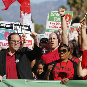 LAUSD Teachers Strike May Be Delayed By A Few Days