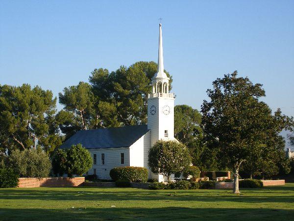 forest lawn church