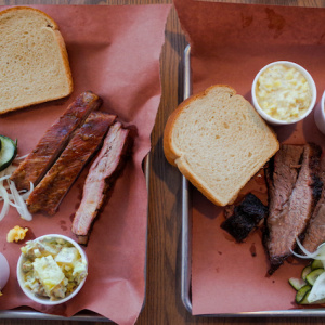 Belle Belle's Cue Brings Tender Ribs And Brisket To Chinatown