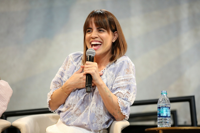 Natalie Morales Is Trying To Hold A Non-Political Anti-Gun Violence Variety Show