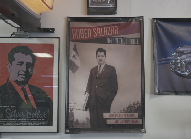 Mis Ángeles: 'Ruben Salazar ¡Presente!' We Went Searching For Meaning In A 50-Year-Old Police Killing And The Chicano Moratorium
