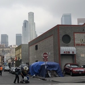 LA's Current Homeless Outreach Strategy Is Misguided, Says City Controller