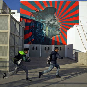 Artist Behind Controversial Koreatown Mural Says He Will