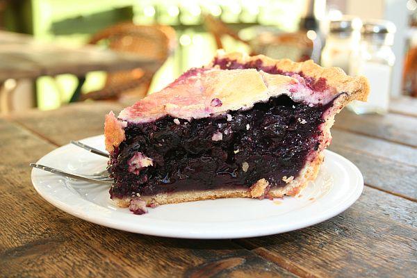 Pie of the gods