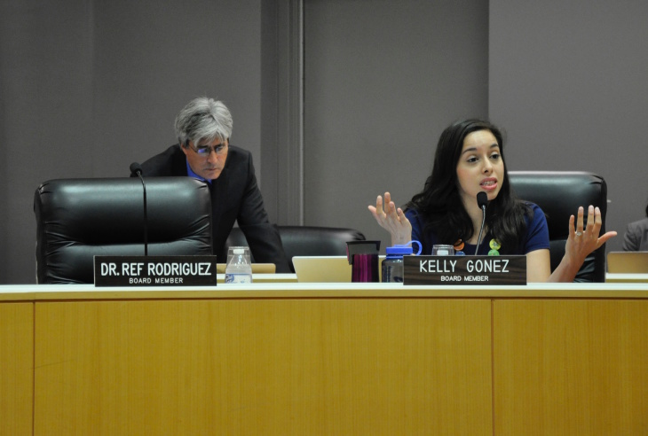 What It Means When 99,000 Students Have No Representative On The LAUSD School Board