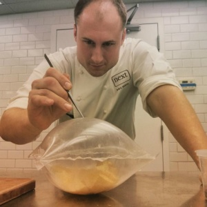 Alinea's Dave Beran Is Opening A Chef's Counter At The Third Street Promenade