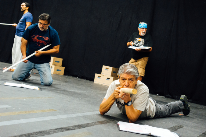 The US Doesn't Know How Many Mexican-Americans Served In Vietnam. A New Play Is Trying To Make Sure They're Not Forgotten